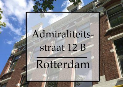 Admiraliteitsstraat 12B | Kralingen | Rotterdam | € 995,00