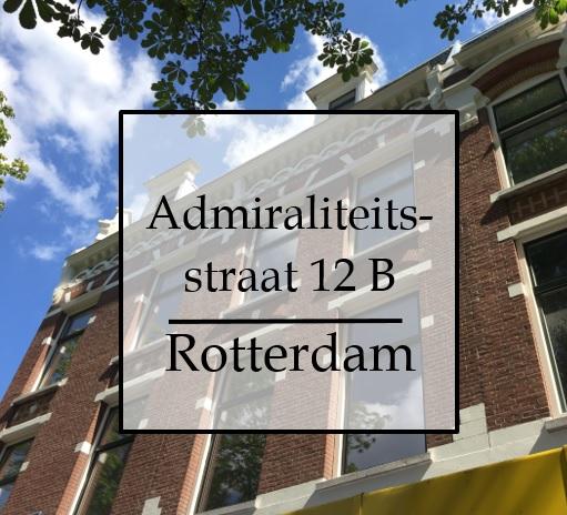Admiraliteitsstraat 12B | Kralingen | Rotterdam | € 1.075,00