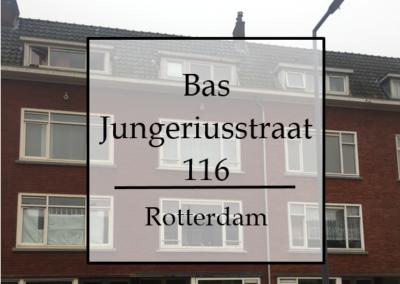 Bas Jungeriusstraat 116-B | Charlois | Rotterdam | € 800,00