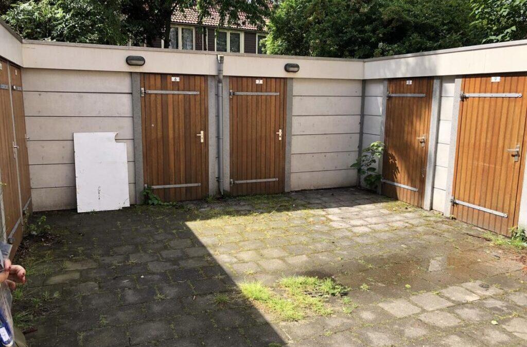 Weimanspad Bergingen | Vreewijk | Rotterdam | € 30,00